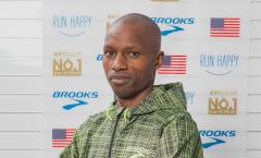 ケニア人ランナーのサイラス・ジュイ選手に、日本で走る理由を聞いてみました。