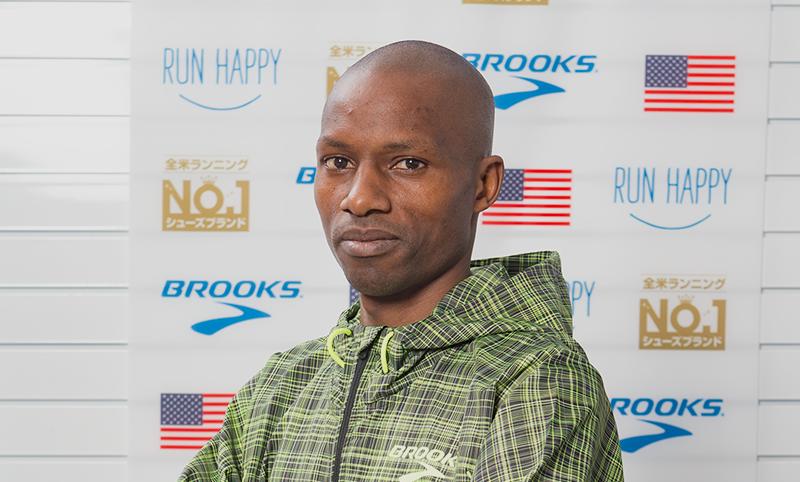 ケニア人ランナーのサイラス・ジュイ選手に趣味や日本に来たきっかけを聞いてみました。