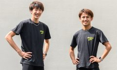 中距離選手の走りを支えるレーシングシューズ『ゴースト13』、『ハイペリオン テンポ』、『レビテイト4』